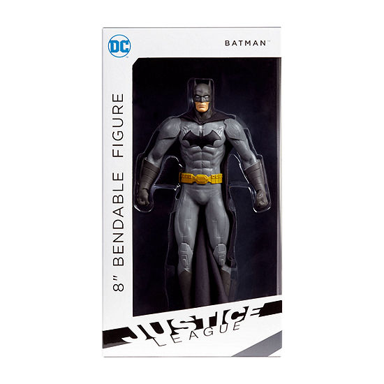 """8"""" Justice League - Batman Bendable Figure"""""""