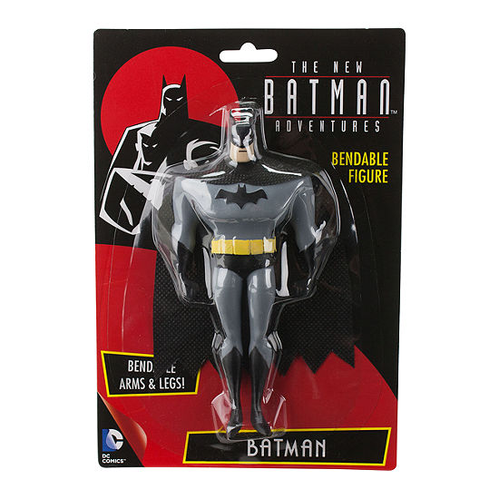 "Batman The New Batman Adventures 5.5"" Bendable Figure"""