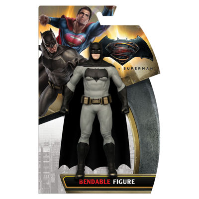 Dc Comics Batman Vs. Superman - Batman Bendable Figure