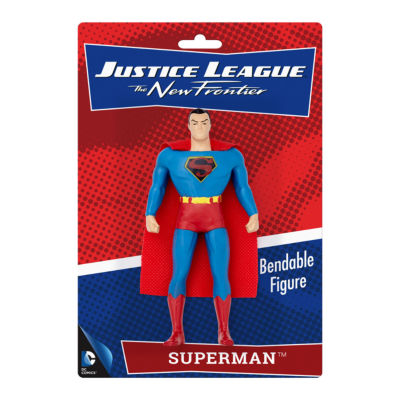 "DC Comics Superman New Frontier 5.5"" Bendable Figure"""