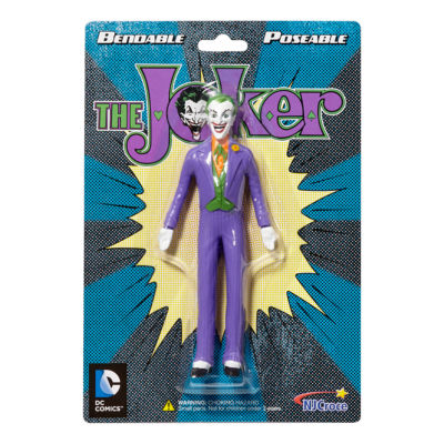 "DC Comics The Joker Classic 5.5"" Bendable Figure"""