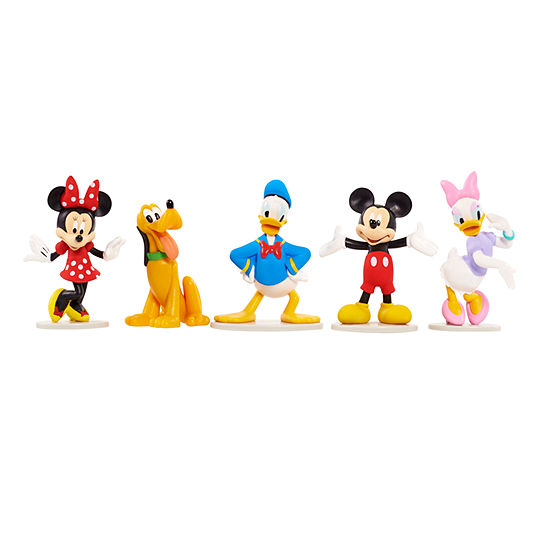 Disney Collection Mickey Mouse Clubhouse Deluxe Figure Set