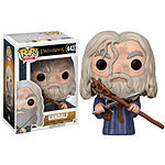 Funko POP! Movies Lord of the Rings Hobbit Collectors Set; Gandalf- Samwise Gamgee- Nazgul- Saruman