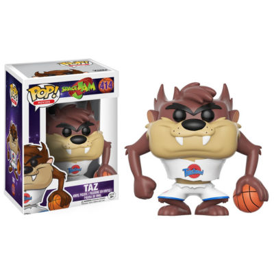 Funko POP! Movies Space Jam Collectors Set; Bugs-Taz- Marvin