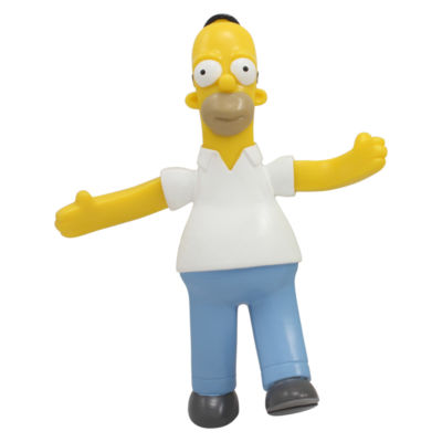 "Homer Simpson 6"" Bendable Figure"""