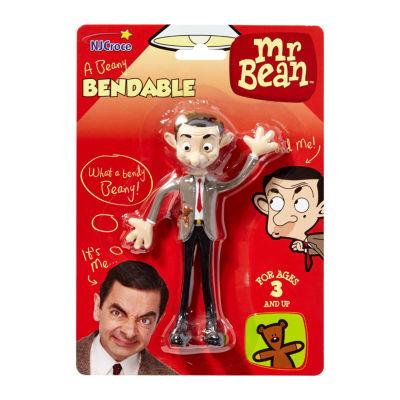 Mr. Bean Bendable Figure