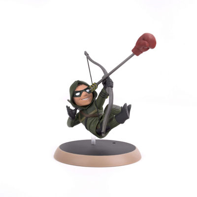 Quantum Mechanix  Green Arrow Q-Fig Figure