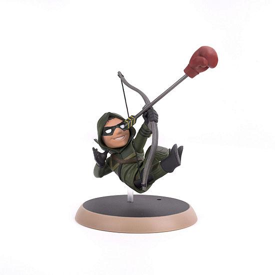Quantum Mechanix  Green Arrow Q-Fig Figure