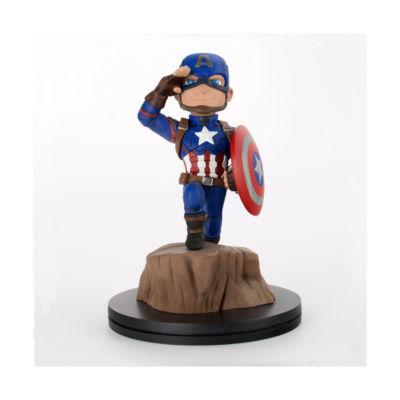 Quantum Mechanix Captain America: Civil War Q-FigFigure