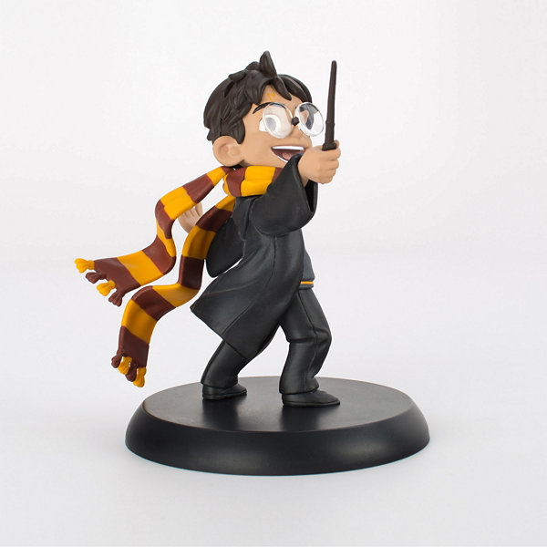Quantum Mechanix Harry Potter Harry's First SpellQ-Figure