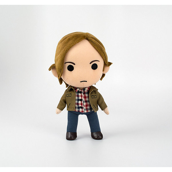 Quantum Mechanix Supernatural Sam Winchester Q-Pals Plush
