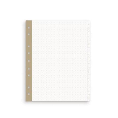 Russell+Hazel® Mini Smartdate A-Z Tabs