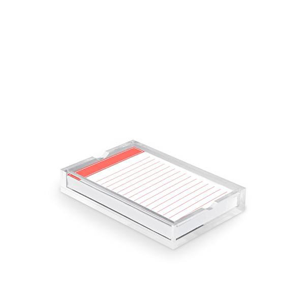 Russell+Hazel® Red-Orange Jotter Set