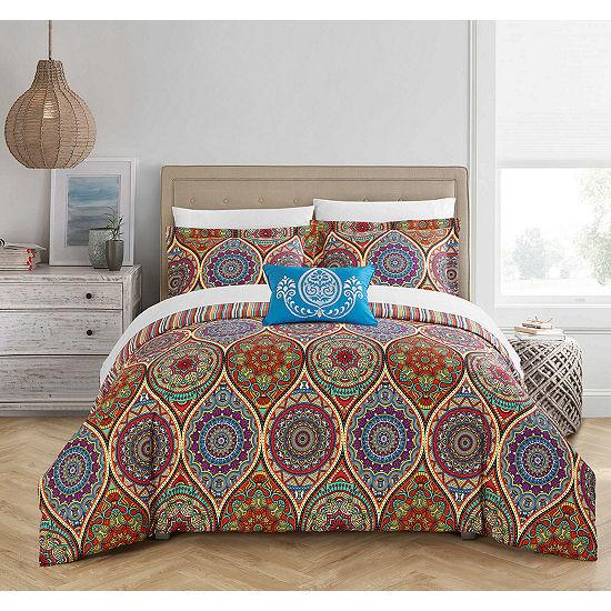 Chic Home Shulamit Duvet Cover Set