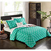 Chic Home Chagit Quilt Set
