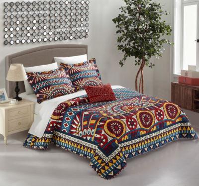 Chic Home Le Haver Quilt Set