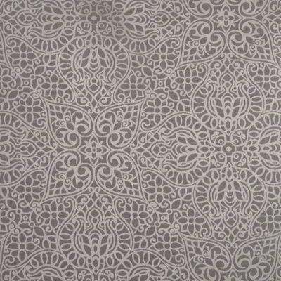 Journee Home Jen 84-in Jacquard Blackout Grommet Curtain Panel