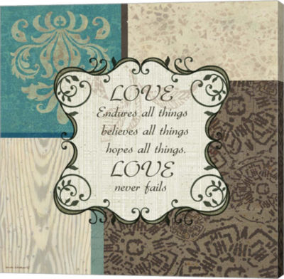 Metaverse Art Love by Anita Phillips Wall Art