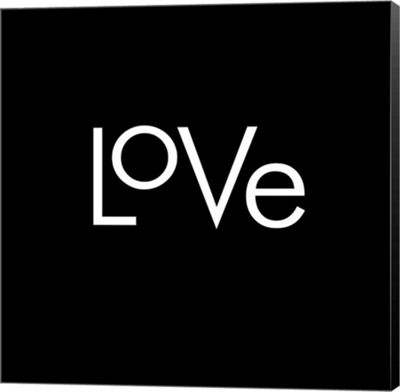 Metaverse Art Love Museum Wrapped Canvas Wall Art