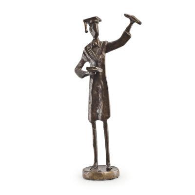 Danya B. Graduate Bronze Sculpture