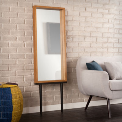 Southern Enterprises Holly And Martin Floor Mirror