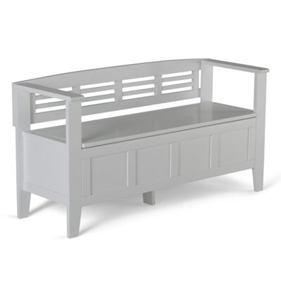 Adams Entryway Storage Bench