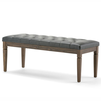 Waverly Tufted Ottoman Bench