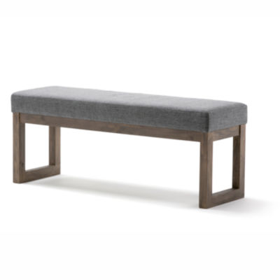 Milltown Large Ottoman Bench