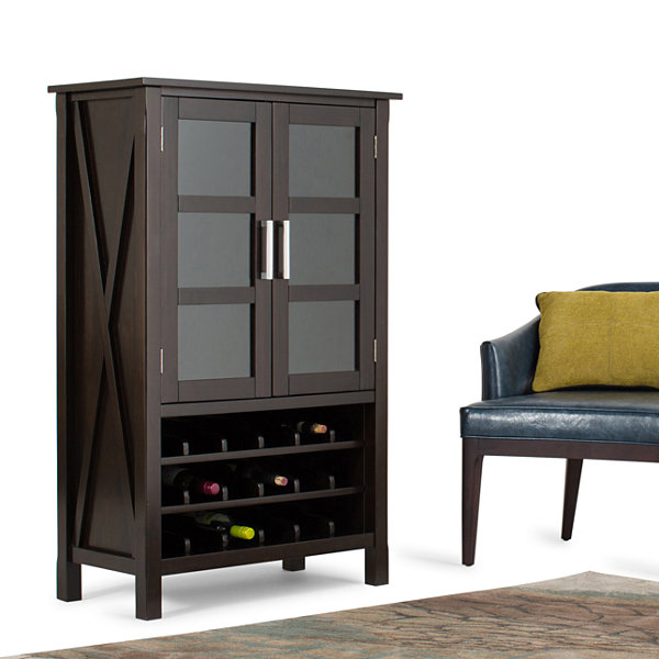 """Kitchener High Storage Wine Rack"