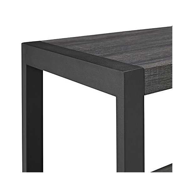 "Angelo Home Wood 24"" Side Table"