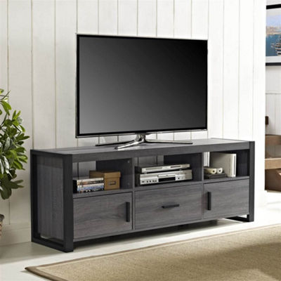 "Angelo Home Wood 60"" TV Stand Console"