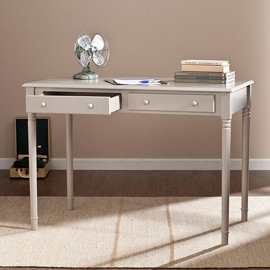 Southlake Furniture 2 Drawer Writing Desk
