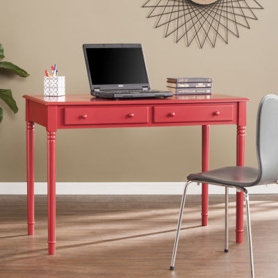Southlake Furniture Farmhouse 2-Drawer Writing Desk