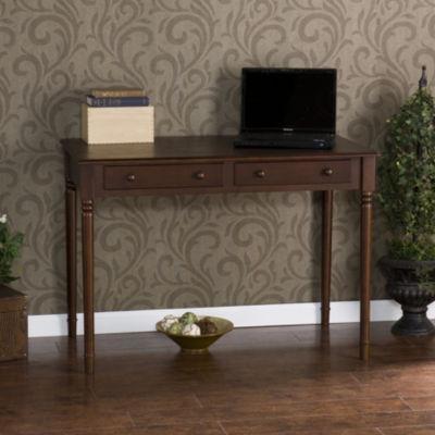 Southlake Furniture Lincoln Writing 2-Drawer Desk
