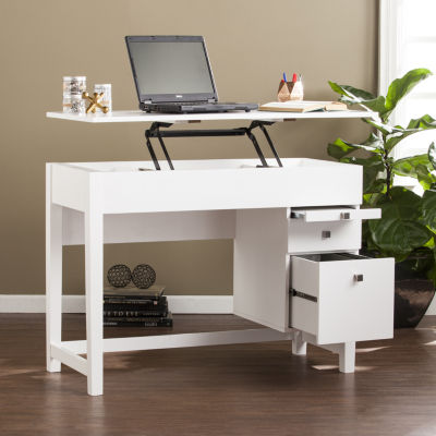 Southlake Furniture Midcentury Adjustable Height Desk