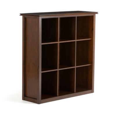 Acadian 8-Cube Storage Unit Bookcase