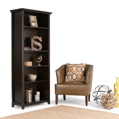Amherst 5-Shelf Bookcase