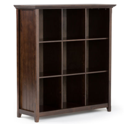 Acadian 9-Cube Storage Unit Bookcase