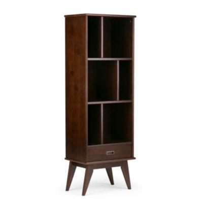 Draper Mid Century Storage Bookcase