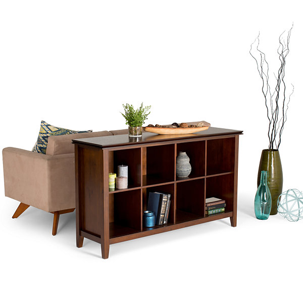 Artisan 8-Cube Sofa Table Bookcase