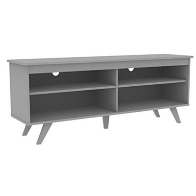 "58"" Wood Simple Contemporary Console TV Stand"
