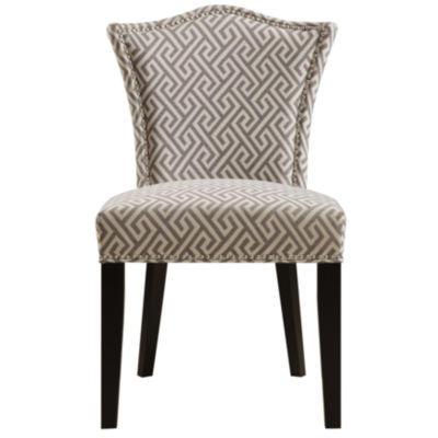 Maza Grey Side Chair
