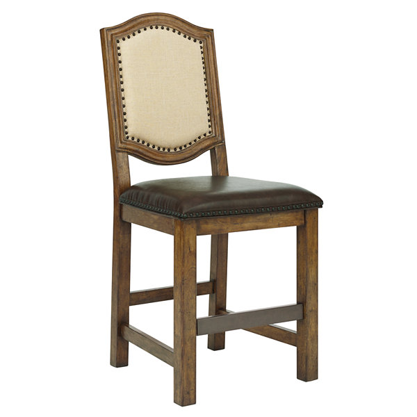 American Attitude Wood Frame Gathering Chair SideChair