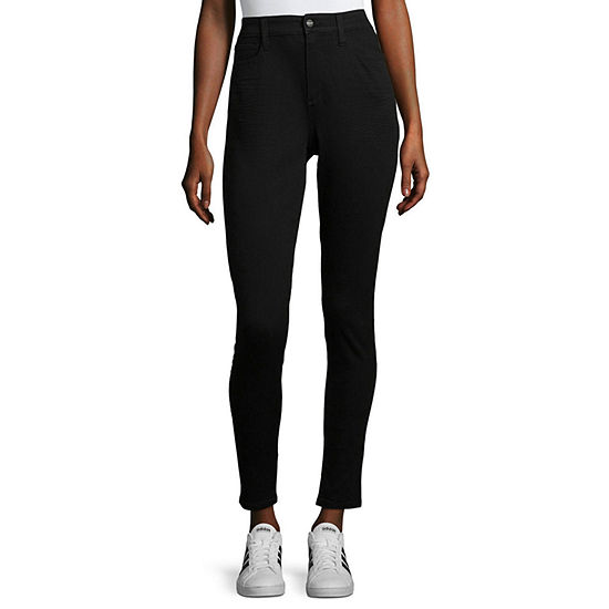Arizona High Rise Jegging - Juniors