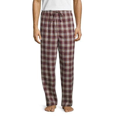 Stafford Mens Flannel Pajama Pants - Big and Tall