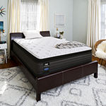 Sealy® Posturepedic Davlin LTD Cushion Firm Pillowtop - Mattress + Box Spring