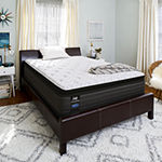 Sealy® Davlin LTD Plush Pillowtop - Mattress + Box Spring