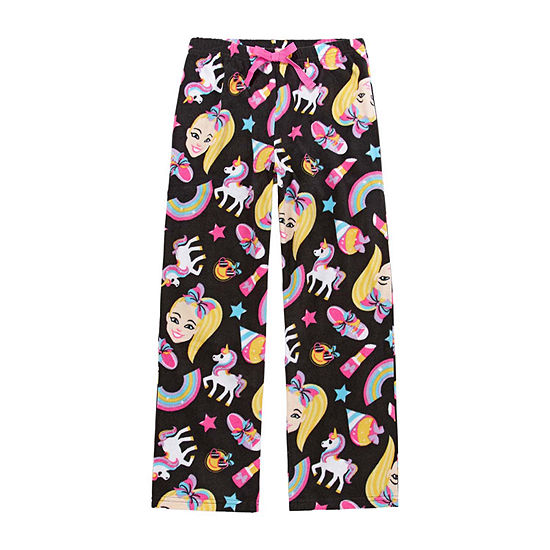Jojo Siwa Jojo Girls Microfleece Pajama Pants