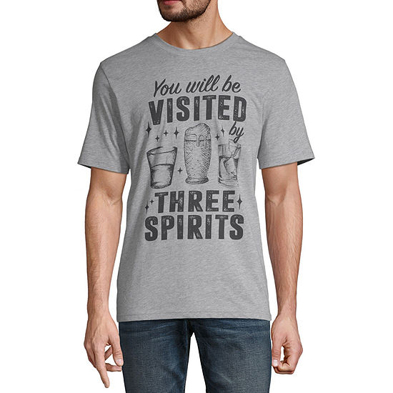 Mens Christmas Graphic T-Shirt
