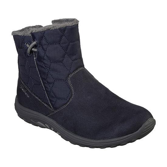 Skechers Womens Reggae Fest  X Dames Slip Resistant Winter Boots